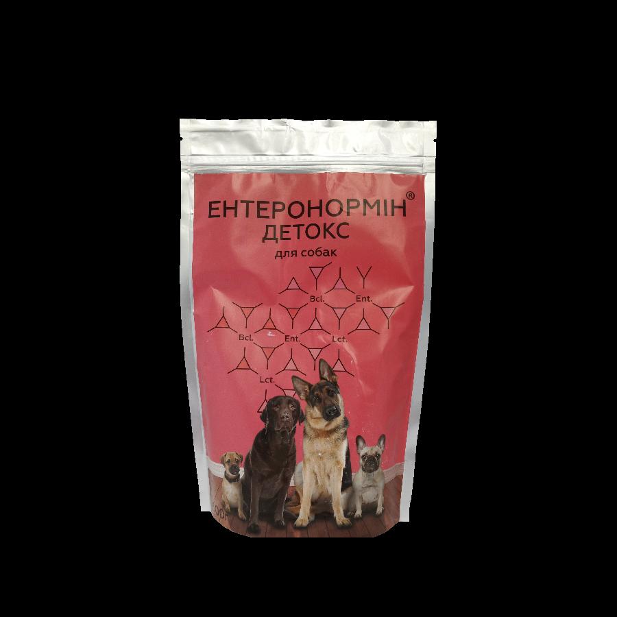 ЕНТЕРОНОРМІН™ ДЕТОКС для собак (500г)