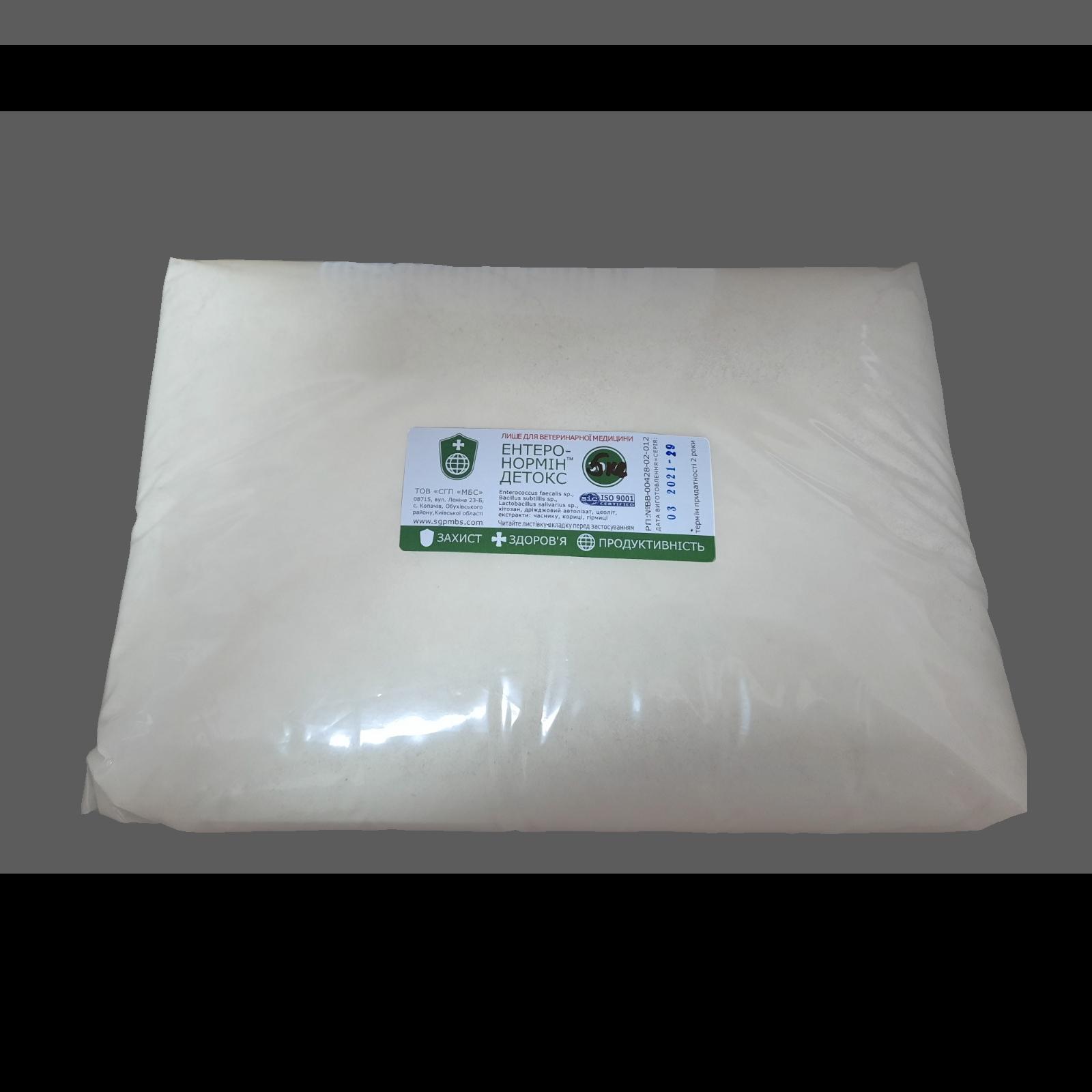ЕНТЕРОНОРМІН™ ДЕТОКС для фермерських господарств (5кг)